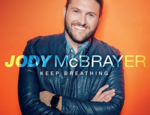Jody McBrayer 'Keep Breathing'