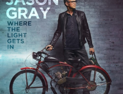 Jason Gray 'Where The Light Gets In'