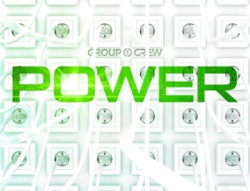 Group 1 Crew 'Power'