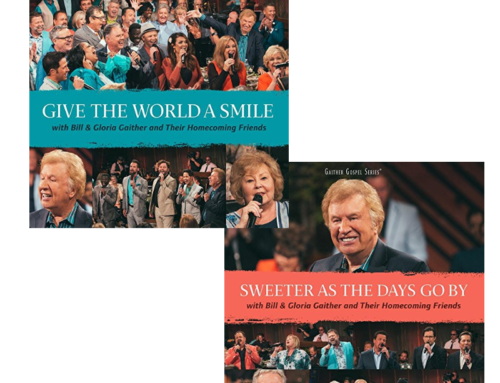 Gaither Homecoming 'Give The World A Smile' and 'Sweeter As The Days Go By'
