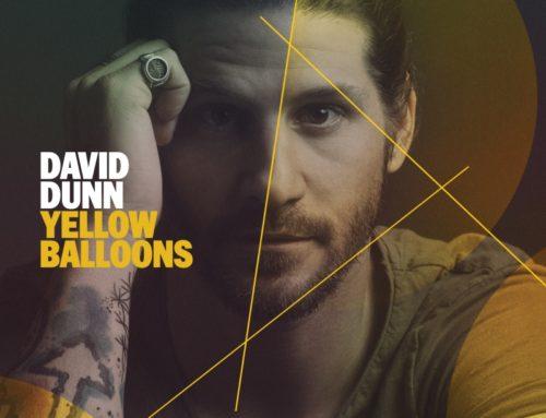 David Dunn 'Yellow Balloons'