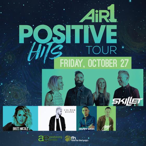 Music News: Skillet Lands Exclusive Billboard Premiere For