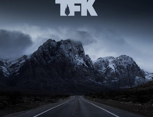Thousand Foot Krutch 'Untraveled Roads (Live)'