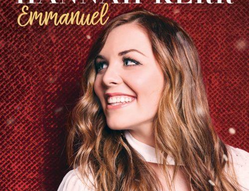 Hannah Kerr 'Emmanuel EP'