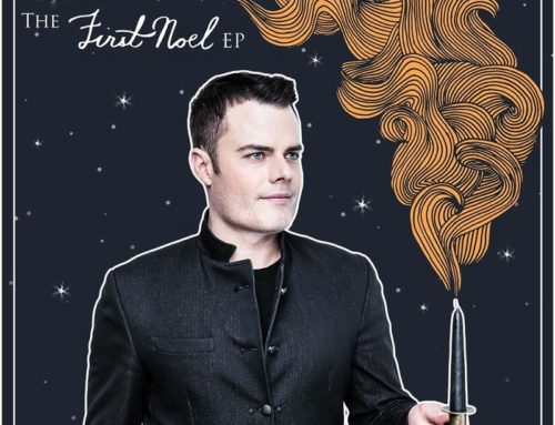 Marc Martel 'The First Noel EP'