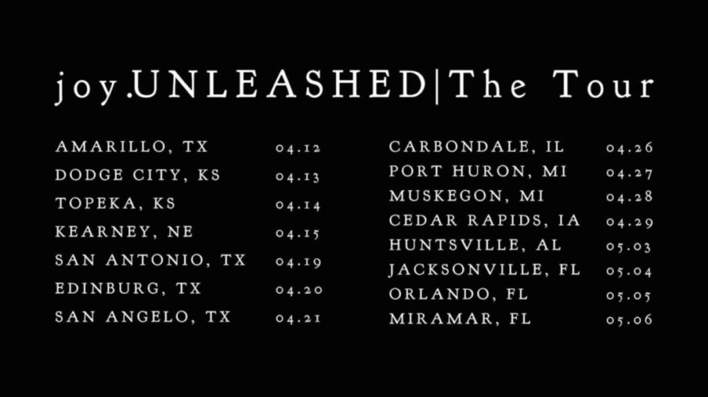 Unleashed  Tour