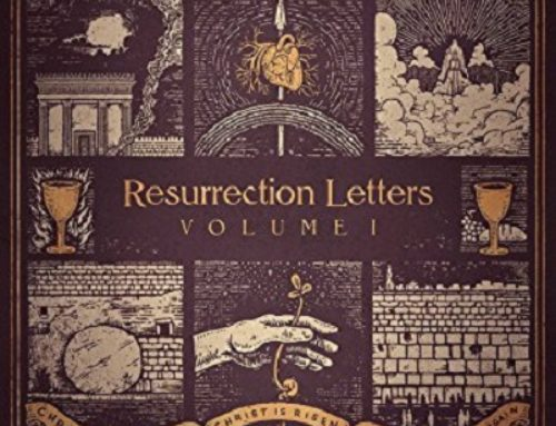 Andrew Peterson 'Resurrection Letters Vol. 1'