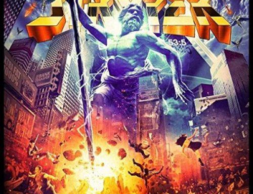 Stryper 'God Damn Evil'