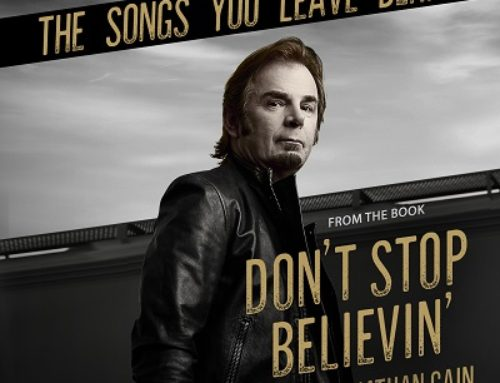 Jonathan Cain 'The Songs You Leave Behind'