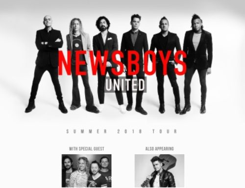 Tour News: Newsboys UNITED Tour Adds 40 Fall Dates