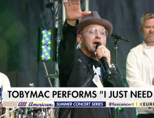 Music News: TobyMac Rocks Full Crowd At FOX & Friends' All-American Summer Concert Series