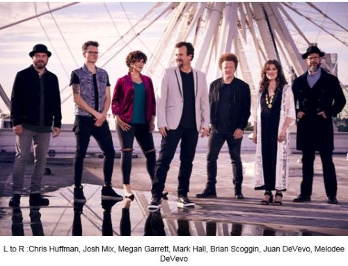 Music News: Casting Crowns Releases Brand New Single – ONLY JESUS
