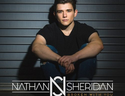 Music News: SINGER/SONGWRITER NATHAN SHERIDAN SHARES JOURNEY ON 'BROKEN WITH YOU' BOWING SEPTEMBER 14