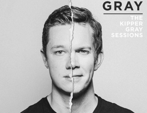 Jason Gray 'The Kipper Gray Sessions EP'