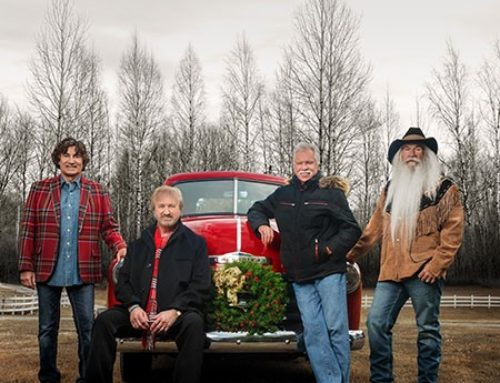Tour News: The Oak Ridge Boys Kick Off Their Annual Christmas Tour Tonight In Branson, Missouri