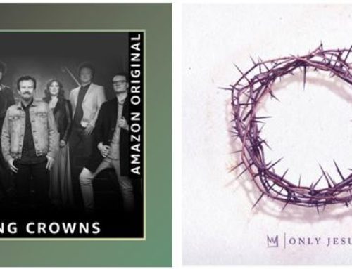 "Music News: Casting Crowns Release Amazon Original Single ""Only Jesus"""