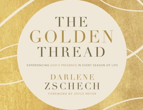 Book News: DARLENE ZSCHECH TRACES 'THE GOLDEN THREAD' OF GOD'S PRESENCE