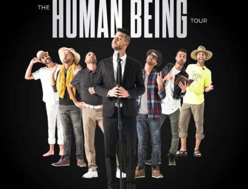 "Tour News: Comedian and Internet Sensation John Crist Announces New ""Human Being Tour"" Dates for Spring 2019 Following Wildly Successful Fall 2018 Tour"
