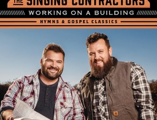 The Singing Contractors 'Working On A Building: Hymns & Gospel Classics (Live)'