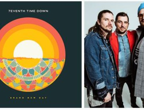 Music News: 7EVENTH TIME DOWN'S 'BRAND NEW DAY' DAWNS MARCH 1