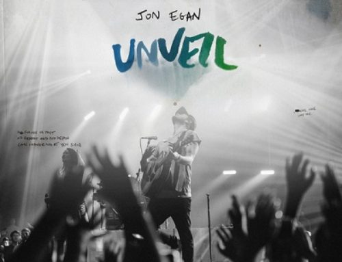 Jon Egan 'Unveil'
