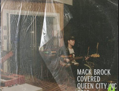 Mack Brock 'Covered'