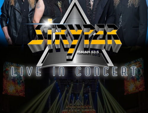 Music News: Iconic Rock Band STRYPER Announces '2019 History Tour'