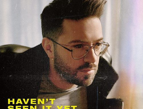 Danny Gokey 'Haven't Seen It Yet'