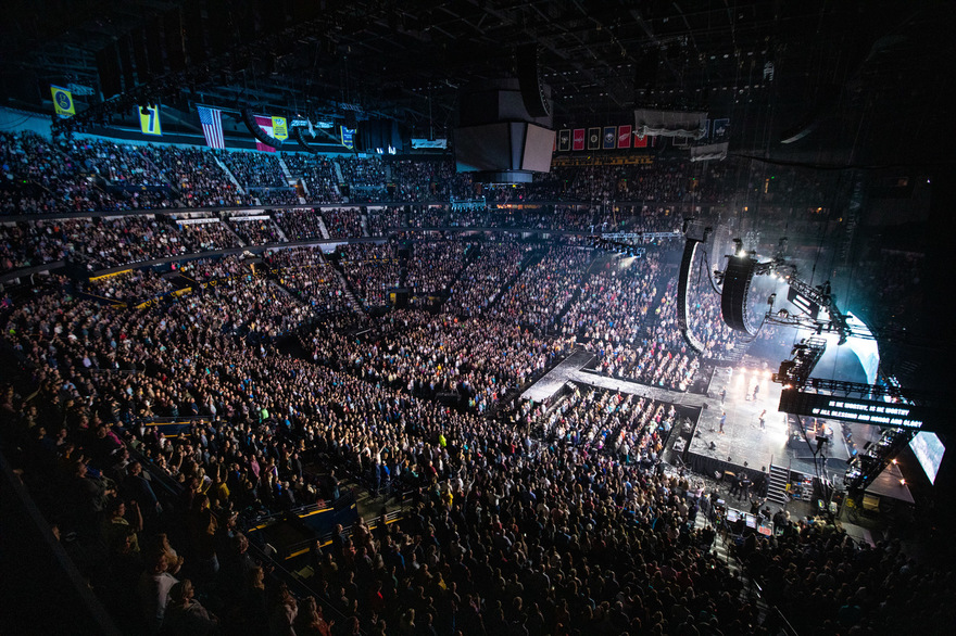 Chris Tomlin Concert Tour 2020 News: Chris Tomlin Smashes His Own Attendance Record as Largest
