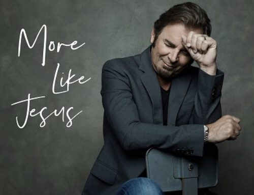 Jonathan Cain 'More Like Jesus'