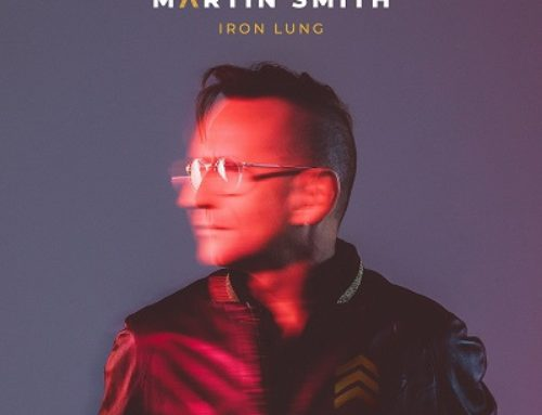 Martin Smith 'Iron Lung'