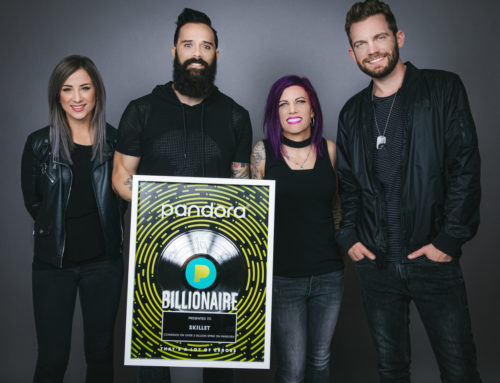 "Music News: Pandora Welcomes Skillet to Billionaires Club As ""Feel Invincible"" Goes Platinum"