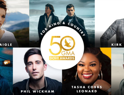 News: GMA announces nominees for 50th Annual GMA Dove Awards, October 15 in Nashville