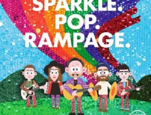 Rend Collective 'Rend Co. Kids: Sparkle.Pop.Rampage.'