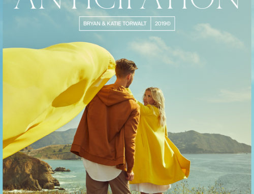 Album News: Jesus Culture's Bryan & Katie Torwalt Release New Album: Anticipation, Today