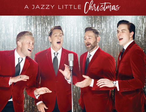 Music News: ERNIE HAASE + SIGNATURE SOUND TO RELEASE A JAZZY LITTLE CHRISTMAS ON OCTOBER 11