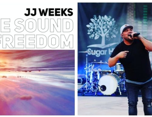 "Music News: JJ Weeks Releases ""The Sound Of Freedom,"" Joins Winter Jam Tour 2020"